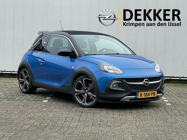 Opel-Adam S